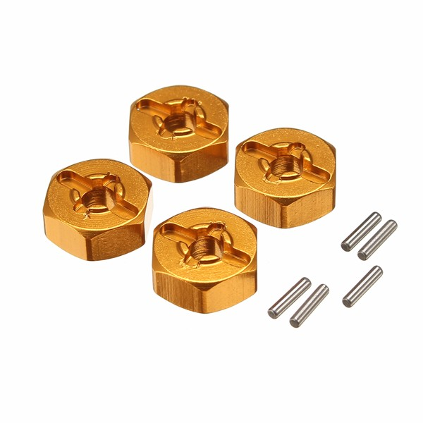 WLtoys Upgrade Metal Hexagon Adapter 7mm To 12mm A959-B A979-B A969 A969 A969 K929 RC Car Parts