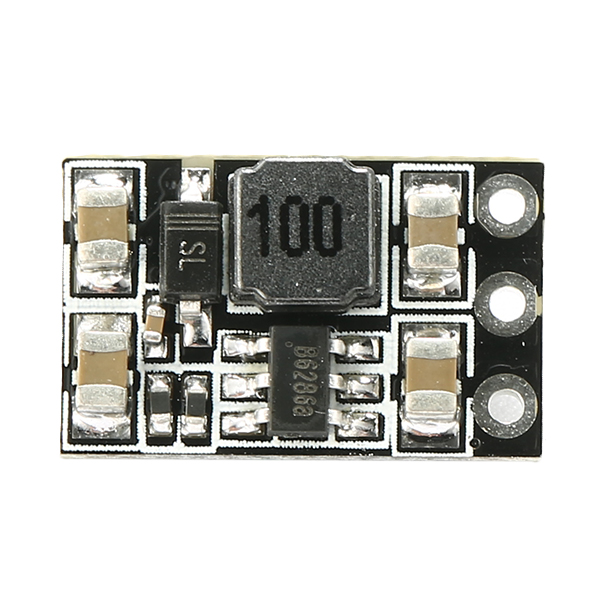 DC-DC 3.7V to 5V Step-Up Voltage Booster Regulator Micro Power Module For Brushed Racing Quadcopter