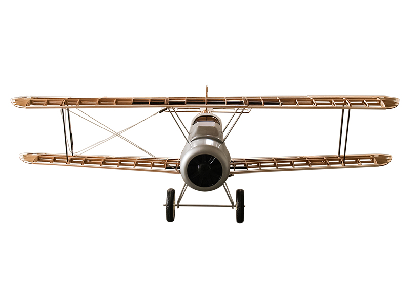 Sopwith Camel 1520mm Wingspan Balsa Wood RC Airplane KIT With Plastic/Glassfiber Cowl
