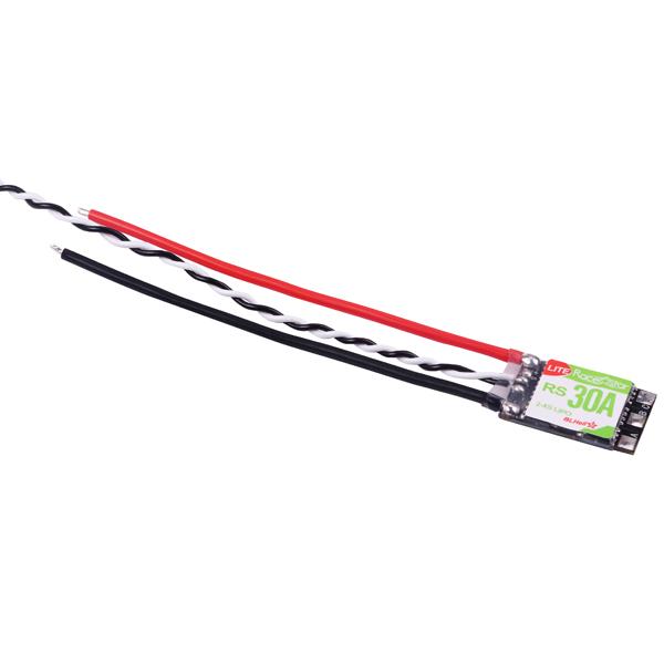 Racerstar RS30A Lite 30A Blheli_S BB1 2-4S Brushless ESC Support Oneshot42