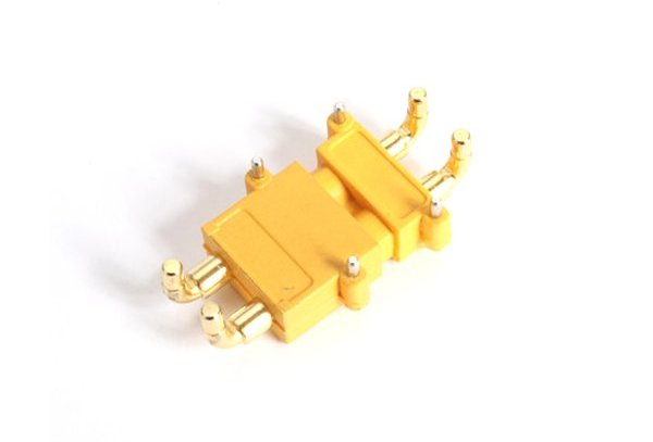 5Pairs Amass XT30PW 30A Low Temperature Rise Fire Retardant Plug