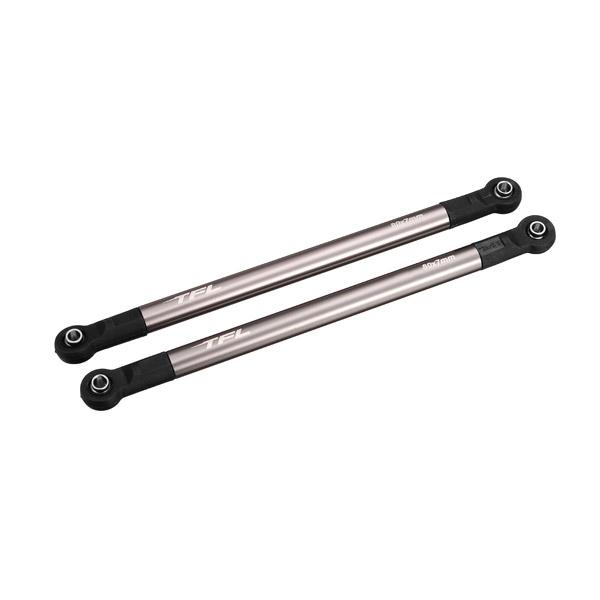 TFL 1/10 RC Car Spare Parts 114.5mm Linkage Rod 2PCS C1401-59