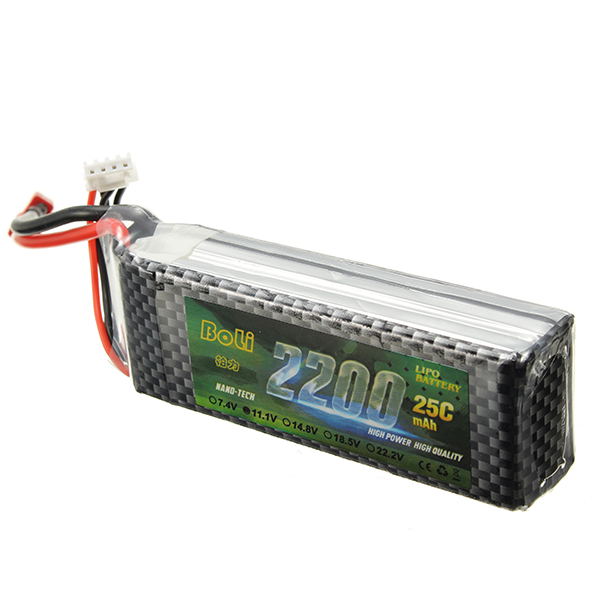 RC Toys Battery 11.1V 2200mAh 3S 25C T Plug 27x34x103mm li Battery RC Car Battery