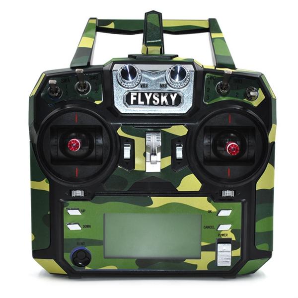 Colorful Skin Protection Sticker for Flysky FS-i6 Transmitter