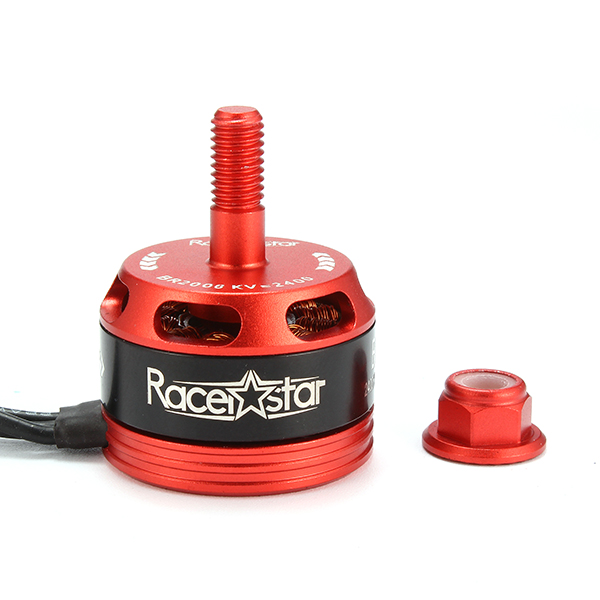 Racerstar Racing Edition 2006 BR2006 2400KV 2-4S Brushless Motor For 180 200 210 220 250 FPV Racing