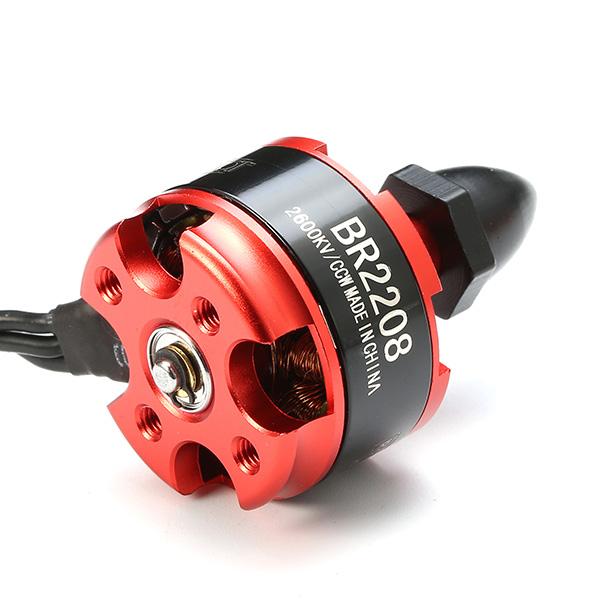 Racerstar Racing Edition 2208 BR2208 2600KV 2-3S Brushless Motor For 280 300 Frame Kit RC Multirotor