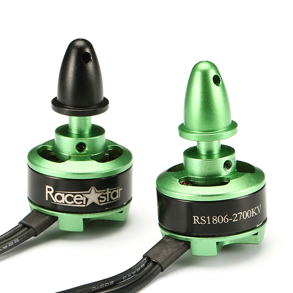 Racerstar Racing Edition RS Series 1806 RS1806 2700KV 3-4S Brushless Motor For FPV Multirotor Racing