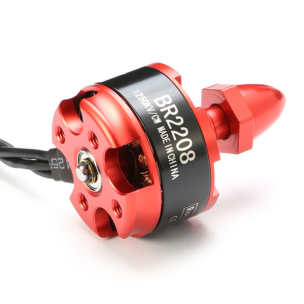 Racerstar Racing Edition 2208 BR2208 1250KV 2-4S Brushless Motor For 280 300 Frame Kit RC Multirotor