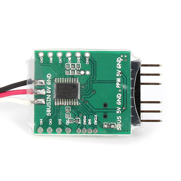 iBus To PPM Converter With 10 Channels PPM And S-Bus Output