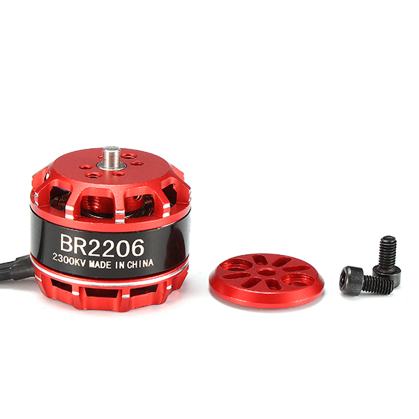 4X Racerstar Racing Edition 2206 BR2206 2300KV 2-4S Brushless Motor CW/CCW For 200 210 QAV250 300