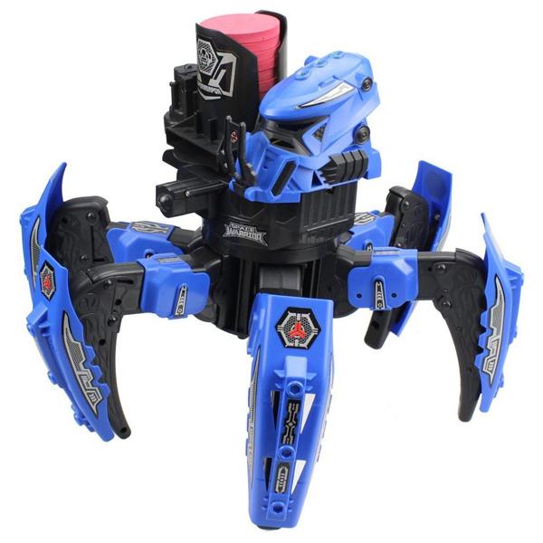 2.4G Intelligent RC Robot Space Armor Warriors Six-legged Spider Robot