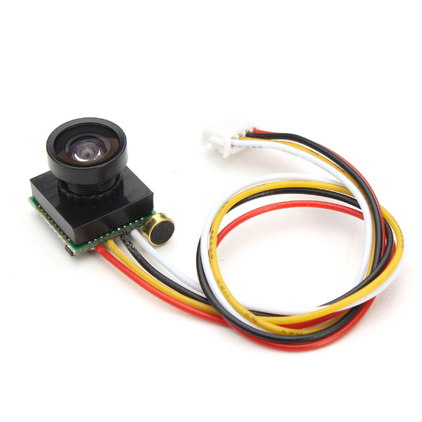 Eachine ET200R 5.8G 200mw Transmitter with 600TVL 1/4 1.8mm CMOS 170 degree FPV Camera PAL