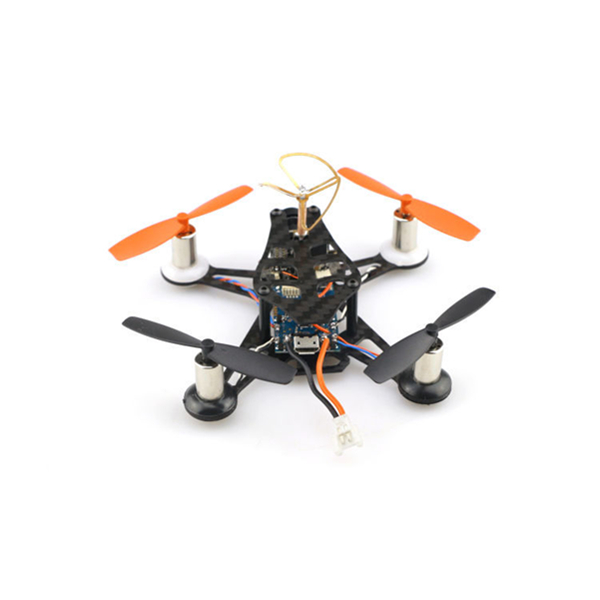 JJPRO-T1 95mm Micro Brushed FPV Racing Quadcopter Based On Naze32+DSM2 Brushed Flight Controller